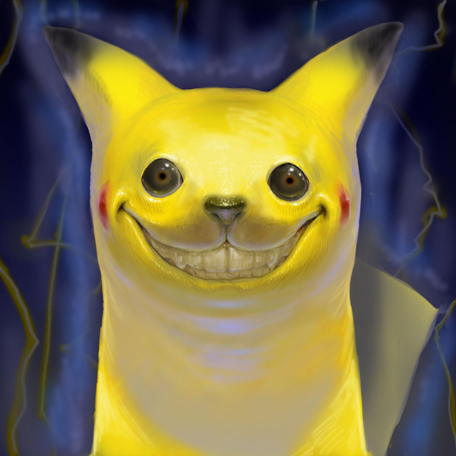cheshire pikachu